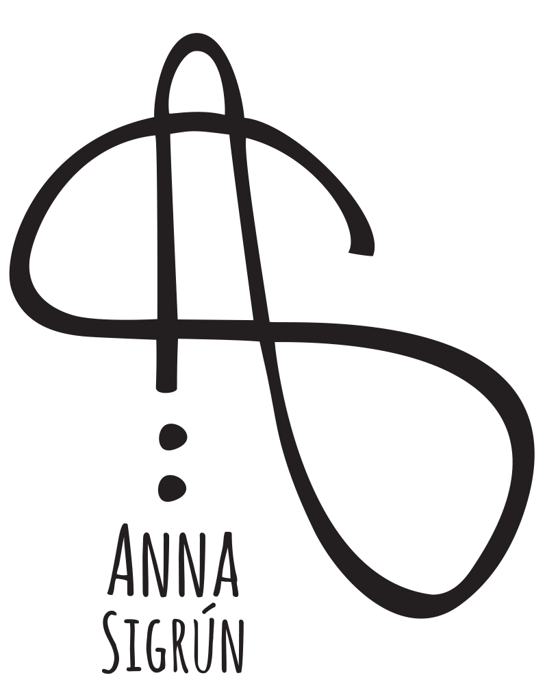 anna logo black