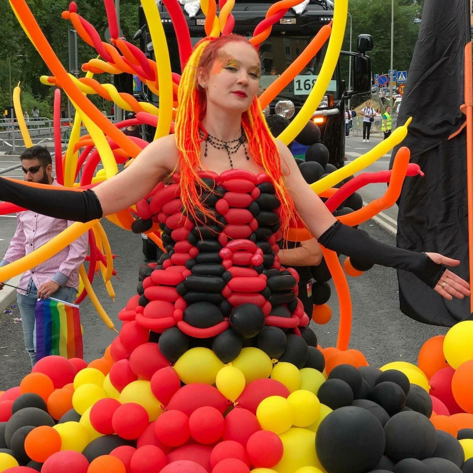 Parade Organizer
