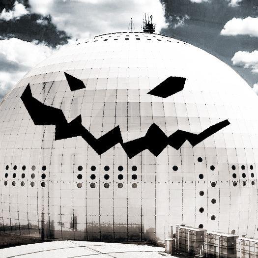 Stockholm Herr Storpumpa Globen