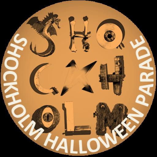 Stockholm Halloween Parade Button